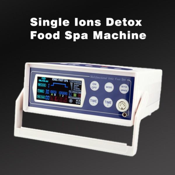 Single Ions Detox Food Spa Machine
