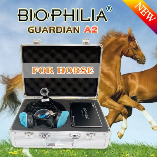 Biophilia Guardian A2 Bioresonance Machine horse/dog/cats