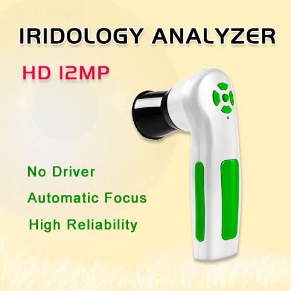 The Newest Iridology Analyzer support Skin and Hair LENS