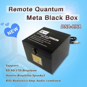 The ISHA Remote Quantum Meta Black Box DNA&RNA