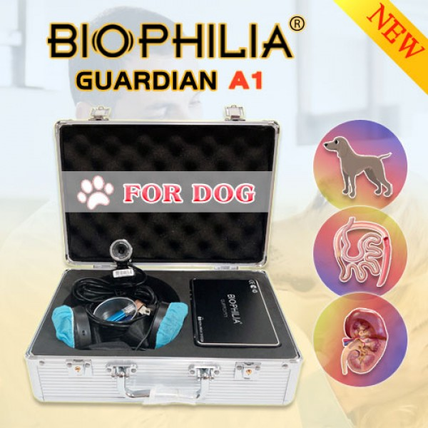 Biophilia Guardian Bioresonance Machine for dog and pets