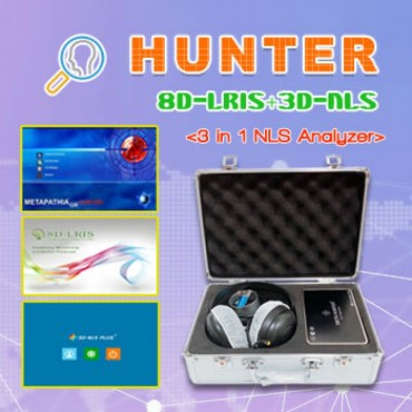 3 IN 1 Metatron Hunter 4025 Bioresonance Machine - Aura Chakra Healing