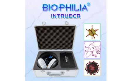 Biophilia Intruder Bioresonance Machine For Fast Screening Bacteria And Viruses