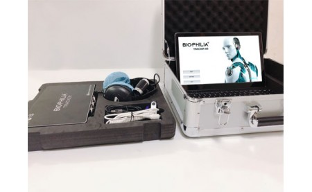 Biophila Tracker NLS And META-therapy