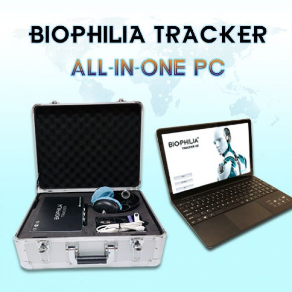 Biophilia Tracker All-in-one PC