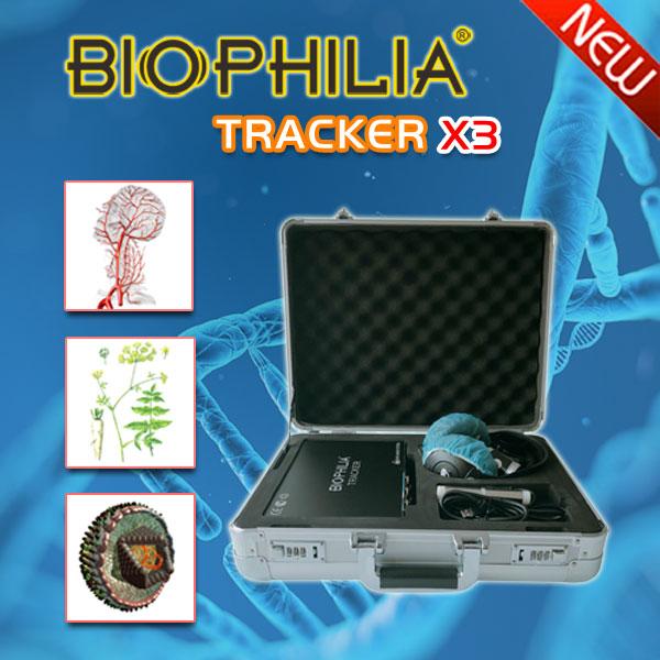 Biophilia Tracker 4D Bioresonance Machine - Aura Chakra Healing