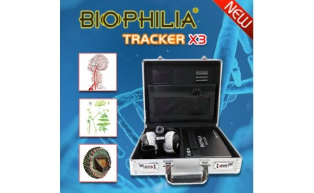 The Biophilia Tracker 4D Bioresonance Machine